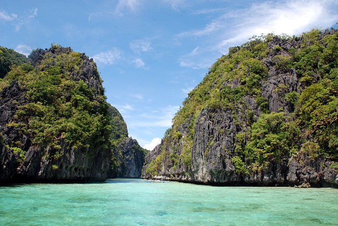 Island Hopping Tour A - Big Lagoon - Northern Hope Tours El Nido, Palawan, Philippines